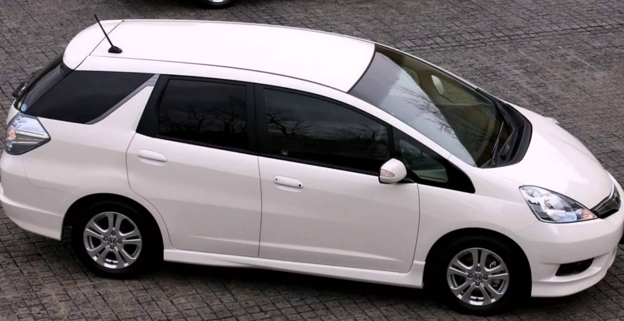 Honda Fit Shuttle+